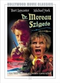 Dr. Moreau szigete DVD