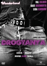 Drogtanya DVD