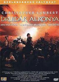 Druidák DVD