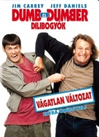 Dumb és Dumber - Dilibogyók DVD