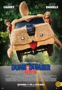 Dumb és Dumber kettyó DVD