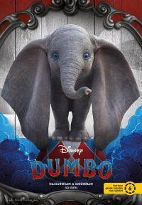 Dumbó *Disney - Élőszereplős* DVD