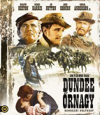 Dundee őrnagy Blu-ray