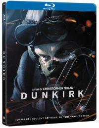 Dunkirk *steelbook* Blu-ray