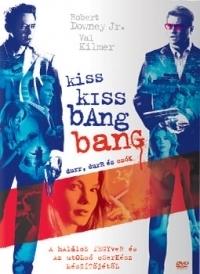 Durr, durr és csók DVD