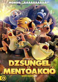 Dzsungel-mentőakció DVD