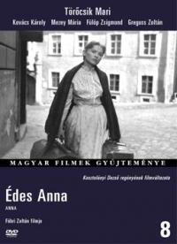 Édes Anna DVD
