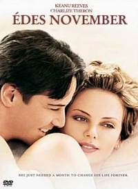 Édes november DVD