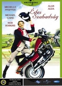 Édes szabadság DVD