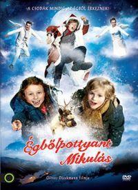 Égbőlpottyant Mikulás DVD