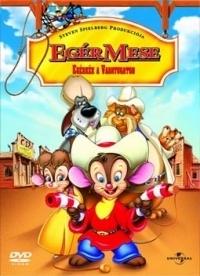 Egérmese 2. - Egérkék a Vadnyugaton DVD