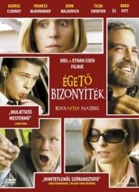 Égető bizonyiték DVD