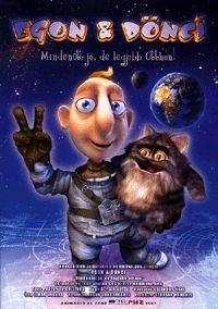 Egon és Dönci - Mindenütt jó, de legjobb otthon DVD