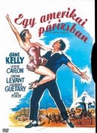 Egy amerikai Párizsban DVD
