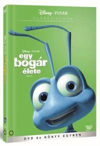 Egy bogár élete (Disney Pixar klasszikusok) - digibook változat DVD