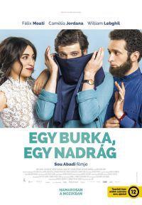 Egy burka, egy nadrág DVD