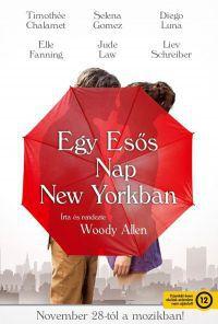 Egy esős nap New Yorkban DVD