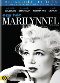Egy hét Marilynnel DVD