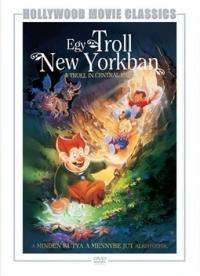 Egy troll New Yorkban DVD