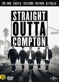 Egyenesen Comptonból DVD
