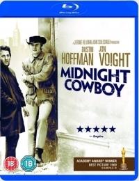 Éjféli cowboy Blu-ray