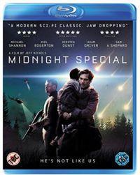Éjféli látomás Blu-ray