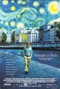 Éjfélkor Párizsban DVD