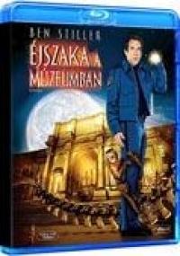 Éjszaka a múzeumban Blu-ray