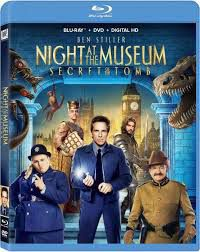 Éjszaka a múzeumban 3. A fáraó titka Blu-ray