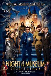 Éjszaka a múzeumban - A fáraó titka DVD