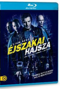 Éjszakai hajsza Blu-ray