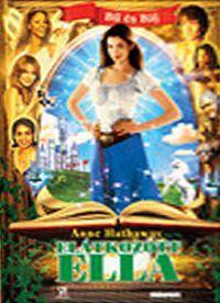 Elátkozott Ella DVD