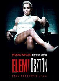 Elemi ösztön- limitált, digibook változat Blu-ray