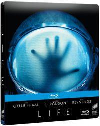 Élet (Life) - limitált, fémdobozos változat (steelbook) Blu-ray