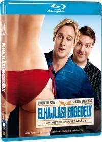Elhajlási engedély Blu-ray