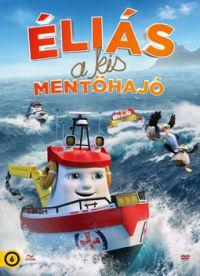 Éliás a kis mentőhajó (Mozifilm) DVD