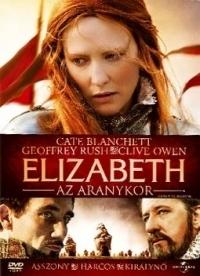 Elizabeth: Az aranykor DVD
