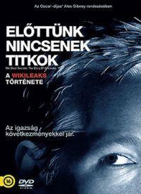 Előttünk nincsenek titkok: A WikiLeaks története DVD