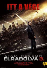 Elrabolva 3. DVD