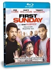 Első vasárnap Blu-ray