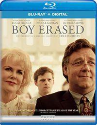 Eltörölt fiú Blu-ray