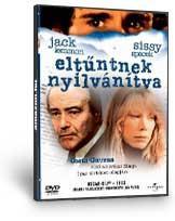 Eltűntnek nyilvánítva DVD