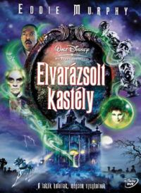 Elvarázsolt kastély DVD