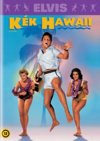 Elvis Presley: Kék Hawaii DVD