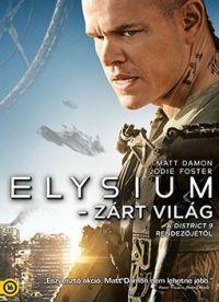 Elysium - Zárt világ DVD