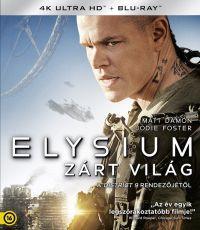 Elysium - Zárt világ (4K UHD + Blu-ray) Blu-ray