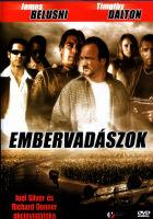 Embervadászok DVD