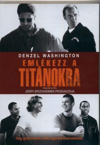 Emlékezz a Titánokra! DVD