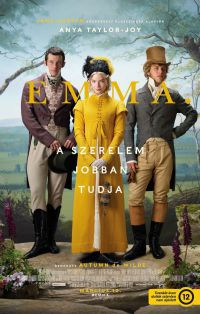 Emma (2020) DVD