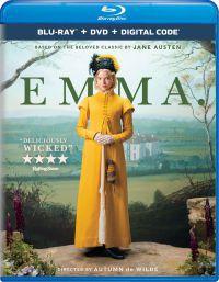 Emma (2020) Blu-ray